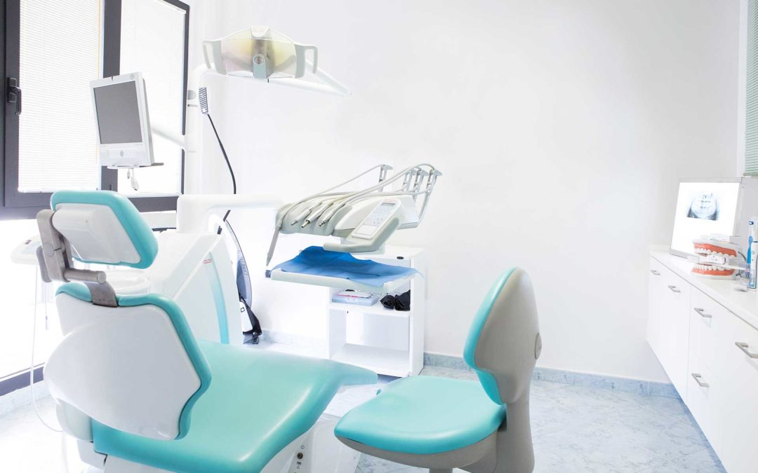 Water treatment in a dental office